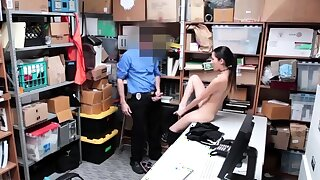 Hot policewoman and cops duddy' duddy's little one