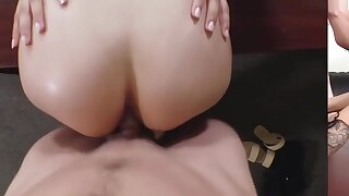 Cock Riding At Casting